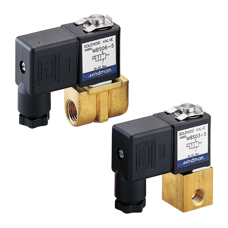 金器工业介绍气源输入下电磁阀阀门连续工作的秘密
